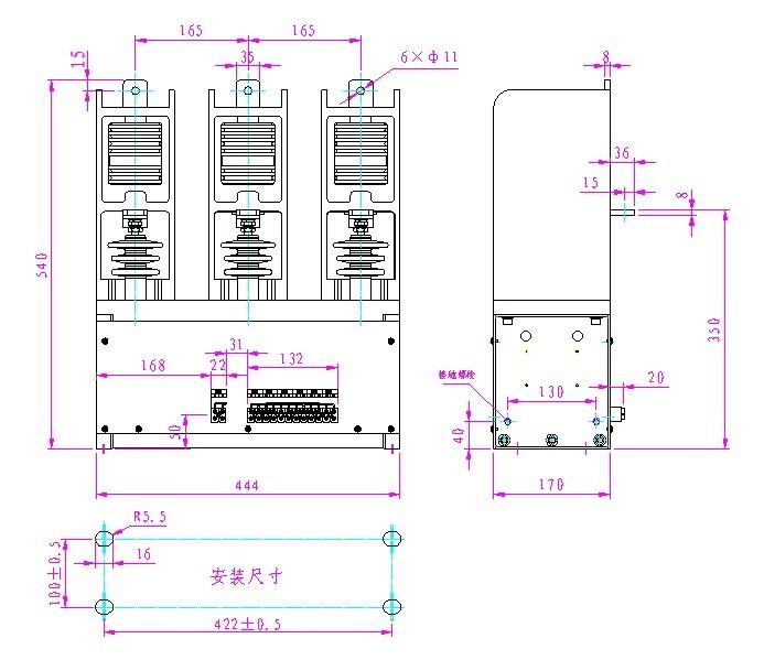 直流接触器总产品列表  - 高压直流接触器  - 低压高过载直流接触器