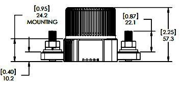 直流接触器gx11外形图