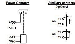 直流接触器gx11控制开关