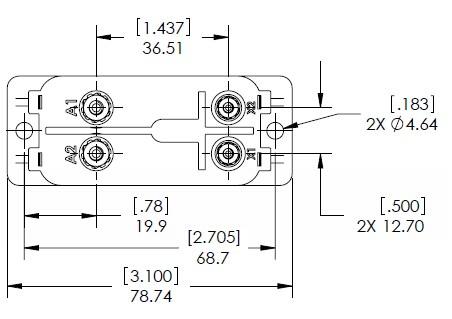 高压直流接触器p105